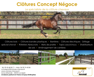 Clotures Concept Negoce